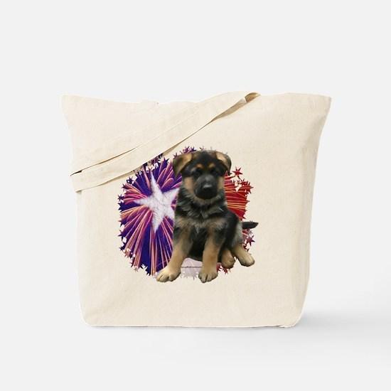 GSD Star Tote Bag