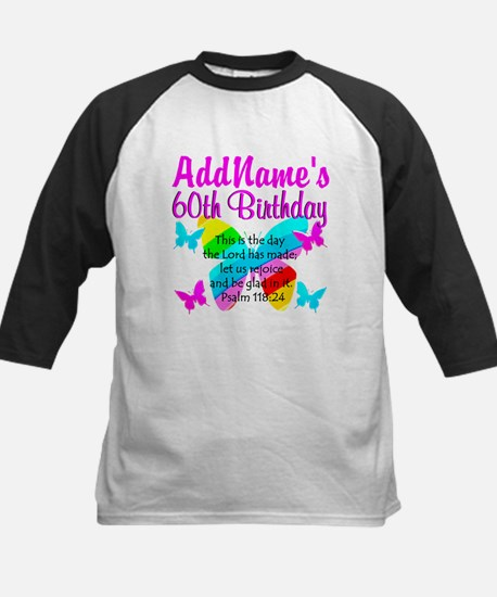 UPLIFTING 60TH Kids Baseball Jersey