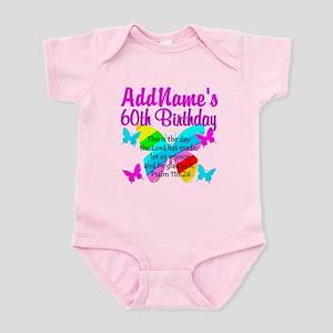 UPLIFTING 60TH Infant Bodysuit