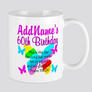 UPLIFTING 60TH Mug