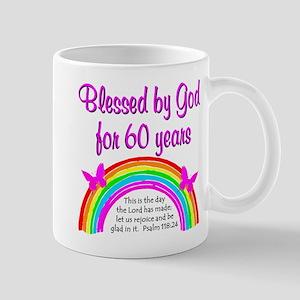 HEAVENLY 60TH Mug
