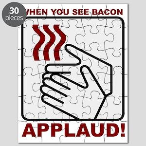 Applaud Bacon Puzzle