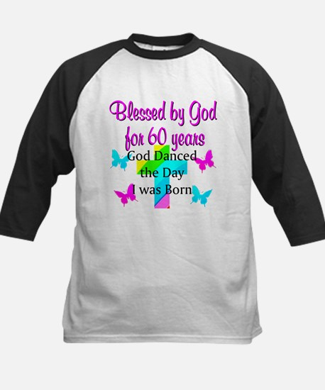 CHRISTIAN 60TH Kids Baseball Jersey