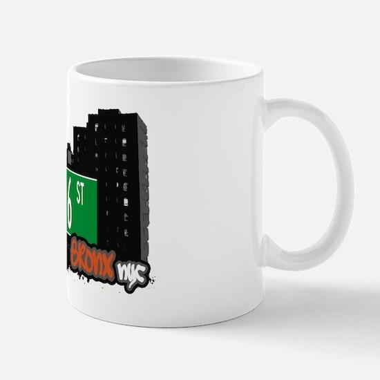 E 156 St, Bronx, NYC Mug