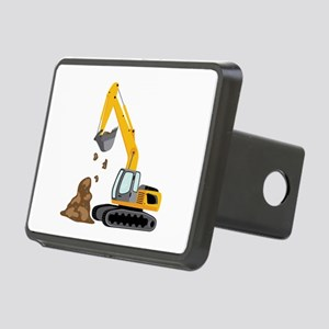 Excavator Hitch Cover