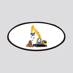Excavator Patches