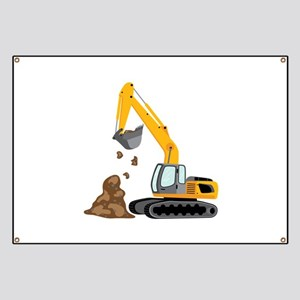 Construction Equipment Banners Game Thrones Birthday Banners
