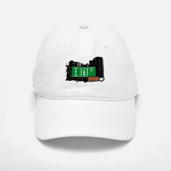 E 161 St, Bronx, NYC Baseball Baseball Cap