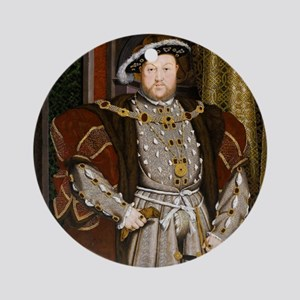 Henry VIII. Ornament (Round)