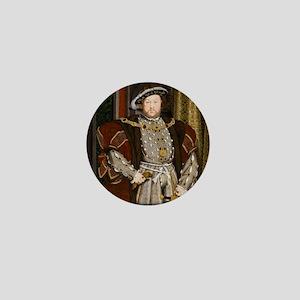 Henry VIII. Mini Button