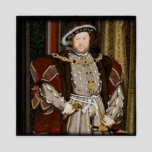 Henry VIII. Queen Duvet