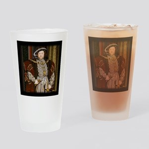 Henry VIII. Drinking Glass