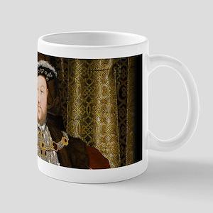 Henry VIII. Mug