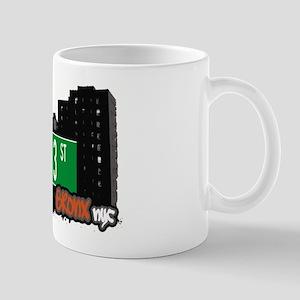 E 163 St, Bronx, NYC Mug