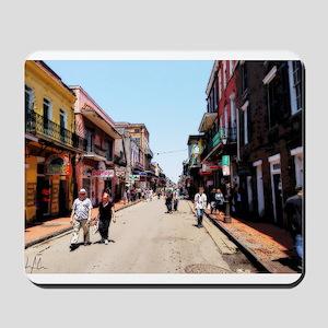 New Orleans Bourbon Mousepad
