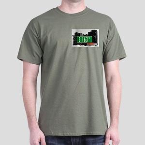 E 163 St, Bronx, NYC Dark T-Shirt