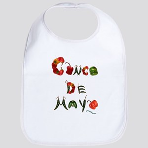 Cinco de Chilis Bib