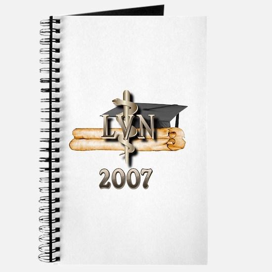 LVN Grad 2007 Journal
