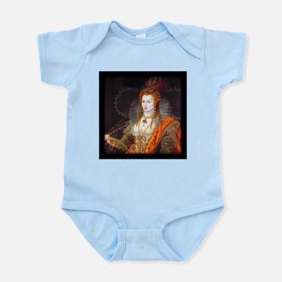 Queen Elizabeth I Body Suit
