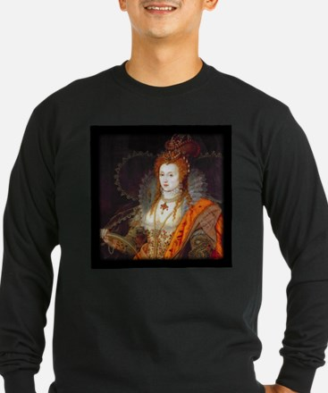 Queen Elizabeth I Long Sleeve T-Shirt