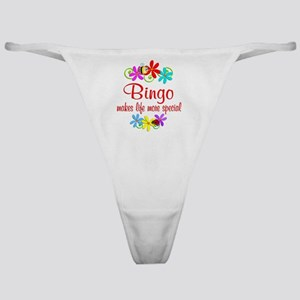 Bingo is Special Classic Thong