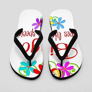 Bingo is Special Flip Flops