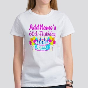 AWESOME 60TH Women's T-Shirt