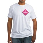 Hashish Fitted T-Shirt