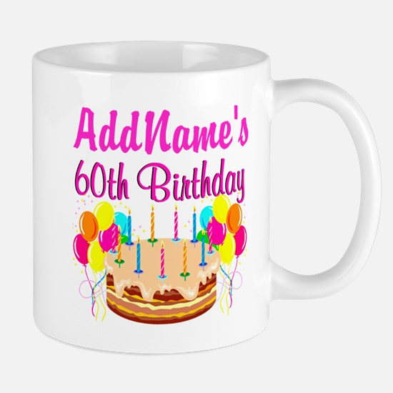 AMAZING 60TH Mug