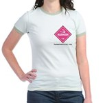 Hashish Women's Ringer T-Shirt