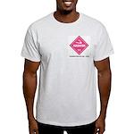 Hashish Ash Grey T-Shirt