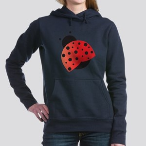 Miss Ladybug Hooded Sweatshirt