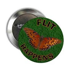 Flit Happens Butterfly Button