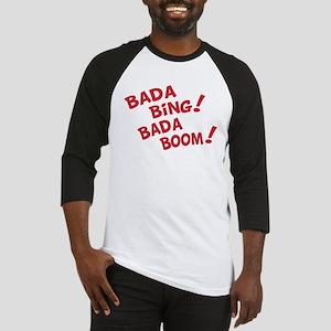 Bada Boom Baseball Jersey