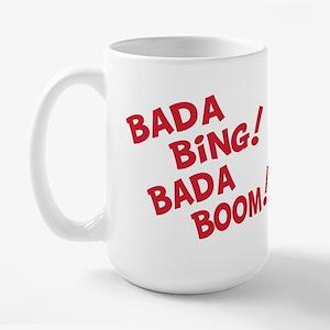 Bada Boom Large Mug