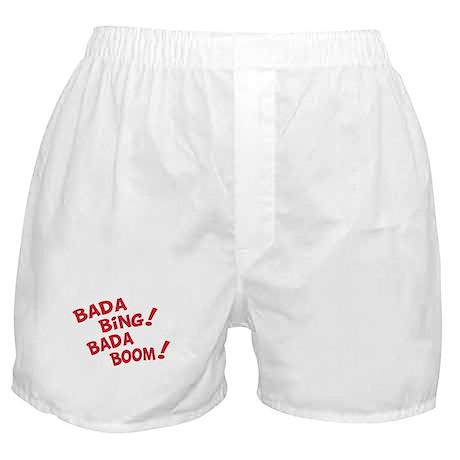Bada Boom Boxer Shorts