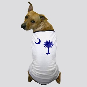 Palmetto and Crescent Dog T-Shirt