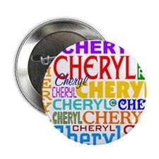 Cheryl Personalized Button