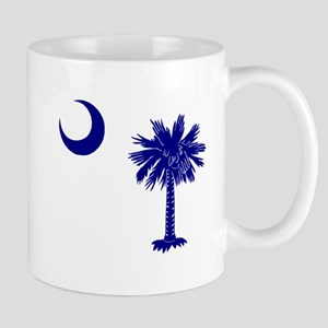 Palmetto and Crescent Mug