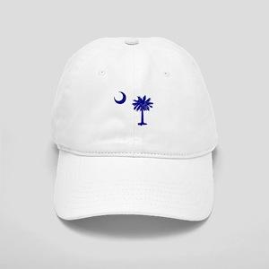Palmetto and Crescent Cap