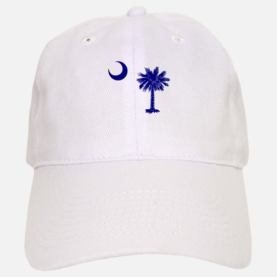 Palmetto and Crescent Baseball Baseball Cap