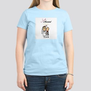 Just Married 50 years ago Women's Light T-Shirt
