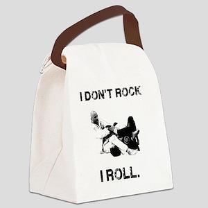 Brazilian Jiu Jitsu T-Shirt Canvas Lunch Bag