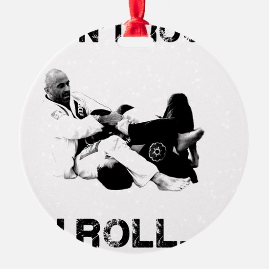 Brazilian Jiu Jitsu T-Shirt Ornament