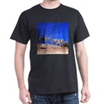 Aspens on Hill Dark T-Shirt