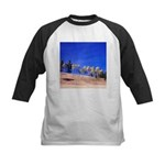 Aspens on Hill Kids Baseball Jersey