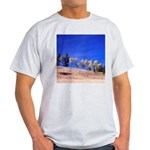 Aspens on Hill Light T-Shirt