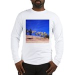 Aspens on Hill Long Sleeve T-Shirt