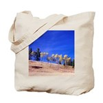 Aspens on Hill Tote Bag