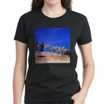 Aspens on Hill Women's Dark T-Shirt